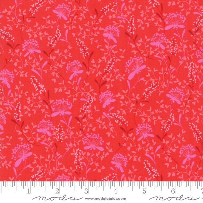 33385 15 Wildflowers IX Petunia for Moda Fabrics. 100% cotton 43 wide