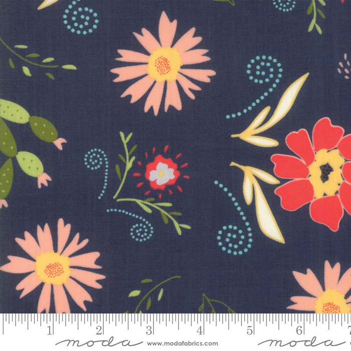 Walkabout Night Sky Lg Floral