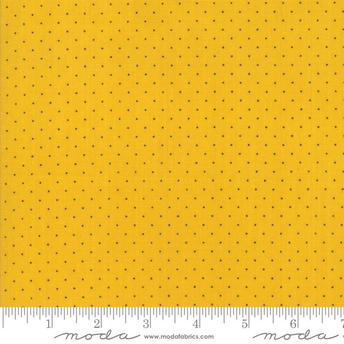 Sweet Harmony Yellow Pin Dot