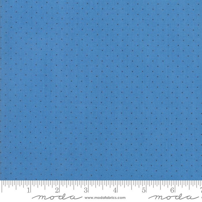 2905 Sweet Harmony Blue Pin dot