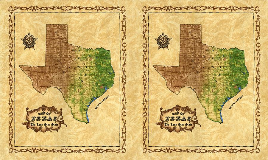 Best Of Texas Tan PANEL43