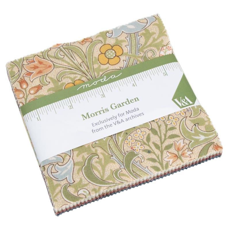 Morris Garden Charm Pack