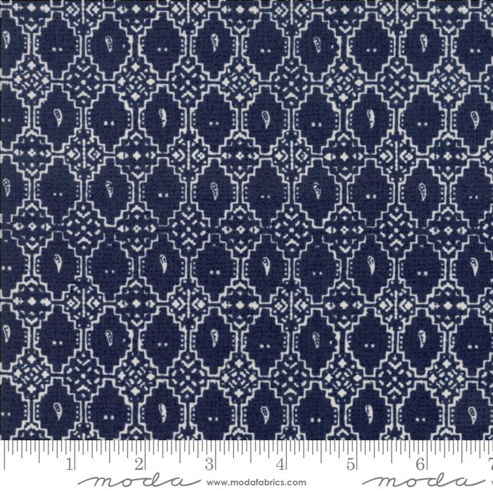 Moda Nova Blue Graphite