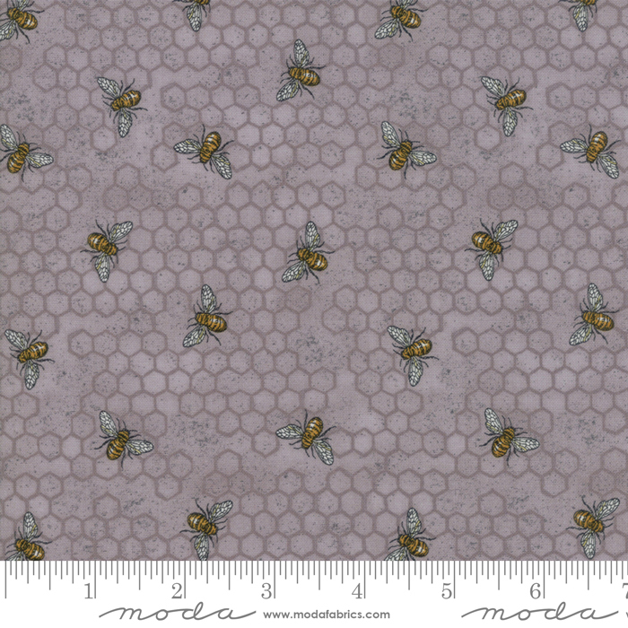 Bee Joyful - Dove Grey