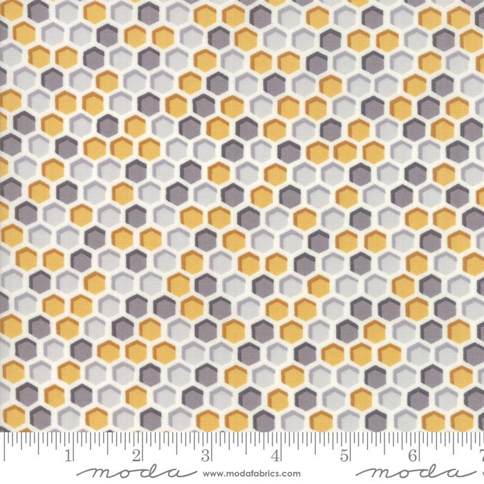Bee Joyful Grey Honey
