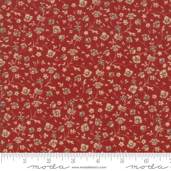 Susannas Scraps Chocineal - 31583-12