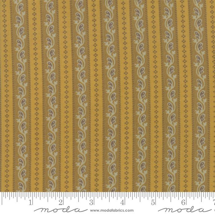 Regency Sussex c 1800 - Sudbury Yellow - 42333-13