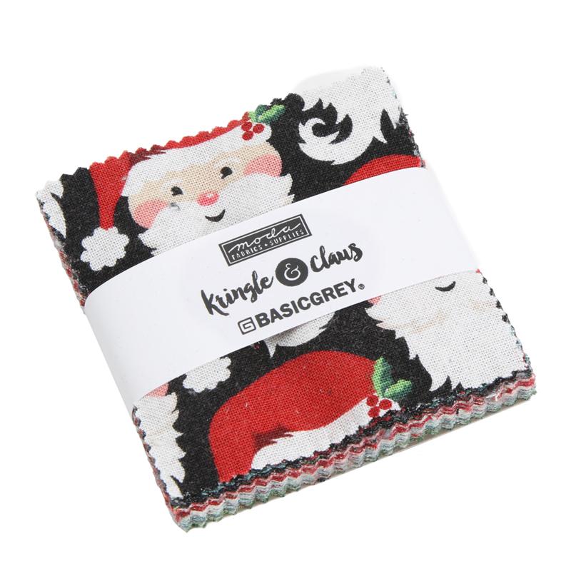 Kringle Claus Mini Charm