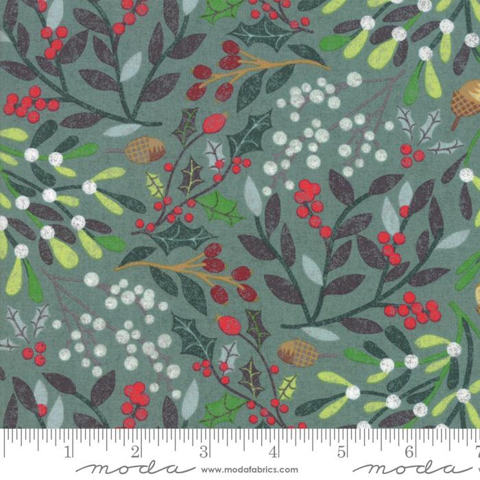 BasicGrey - Kringle Claus - Blue Spruce 30590 18