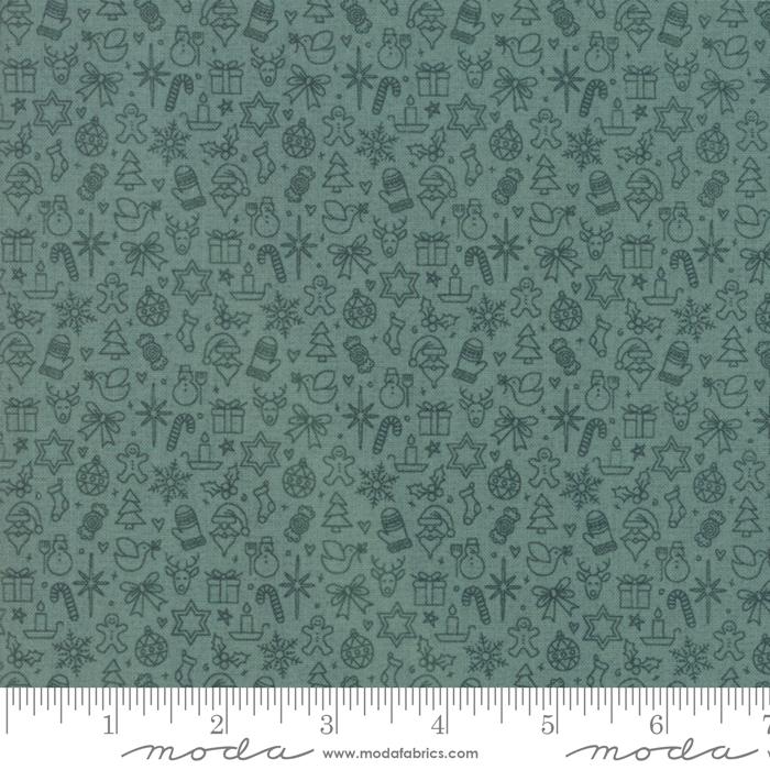 BasicGrey - Kringle Claus - Blue Spruce 30597 20