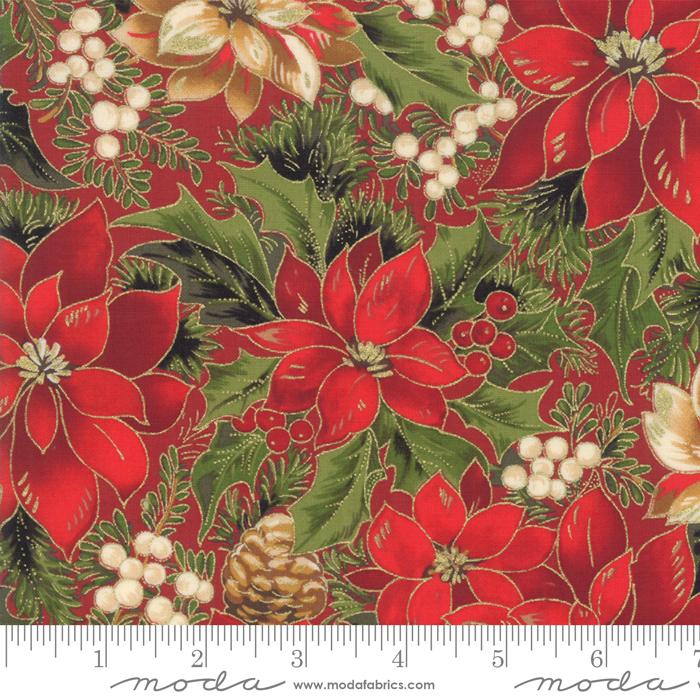 Cardinal Song Metallic Crimson, 33420 12M