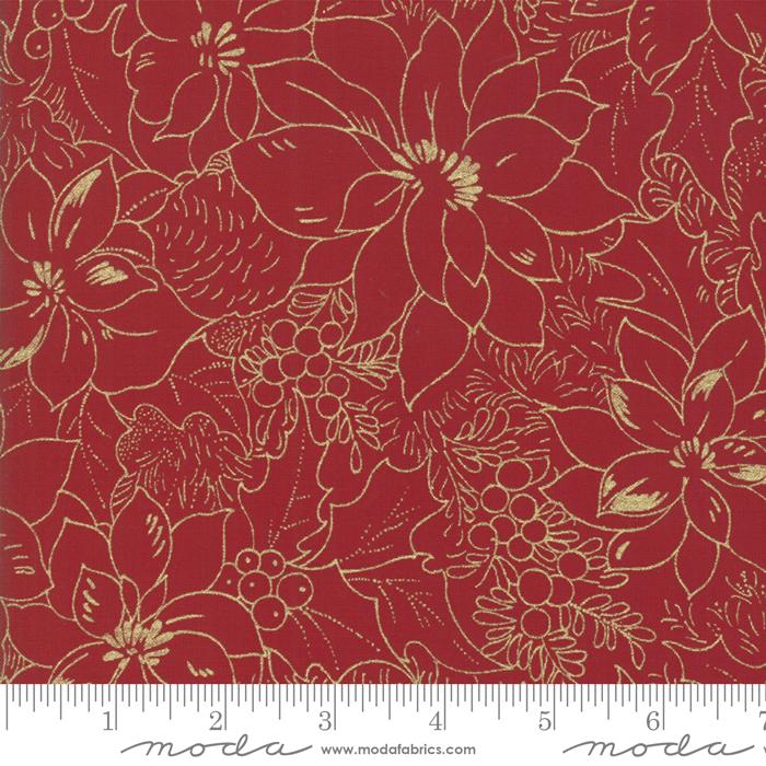 Cardinal Song Metallic Crimson, 33421 12M