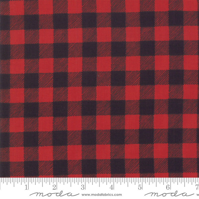 Homegrown Holidays Red Buffalo Plaid