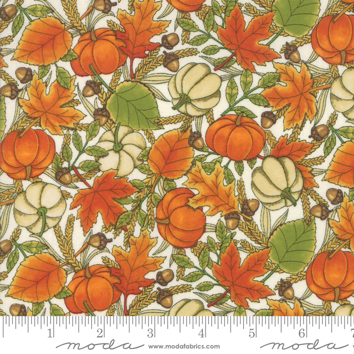Thankful Cream Pumpkins  1990111