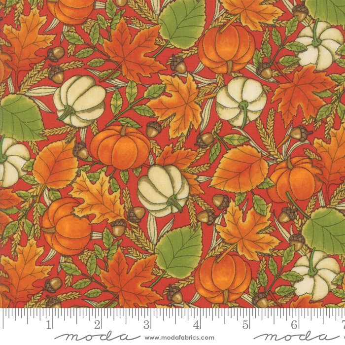 Thankful Dk Orange Pumpkins  1990113