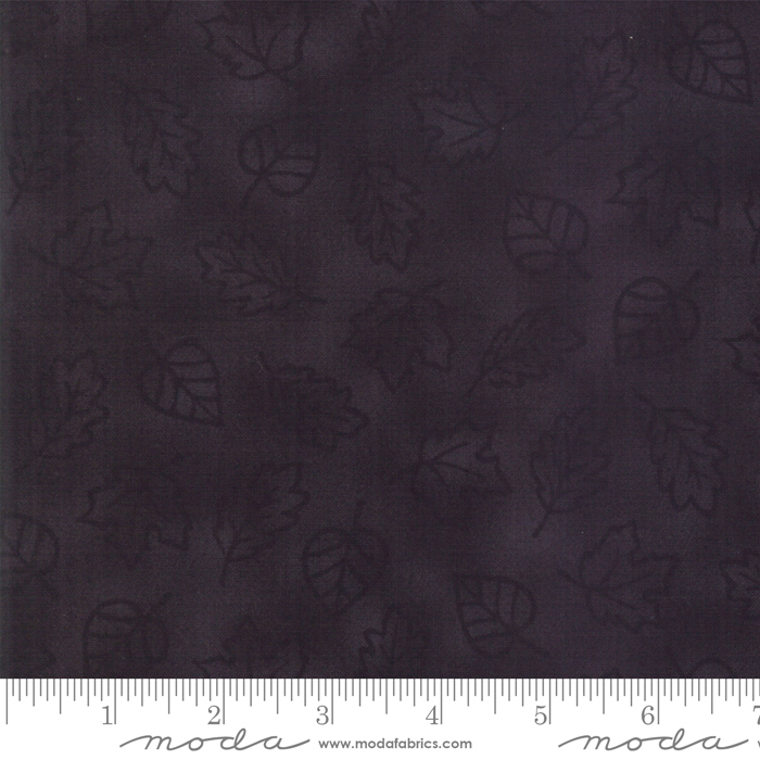 Thankful Black Leaves  1990315