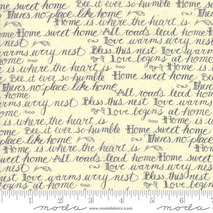 Home- Script Cream