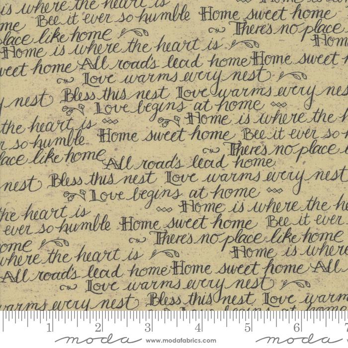Home Script Oat -- 57011-14