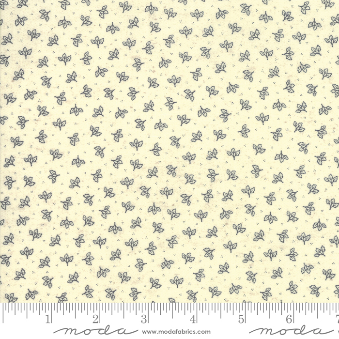 7014 13 Home Falling Leaves Cream
