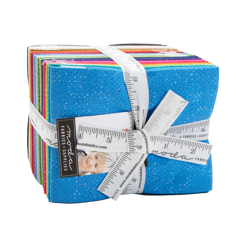 Spotted 2019 Fat Quarters -  30 colors - 1660ABN