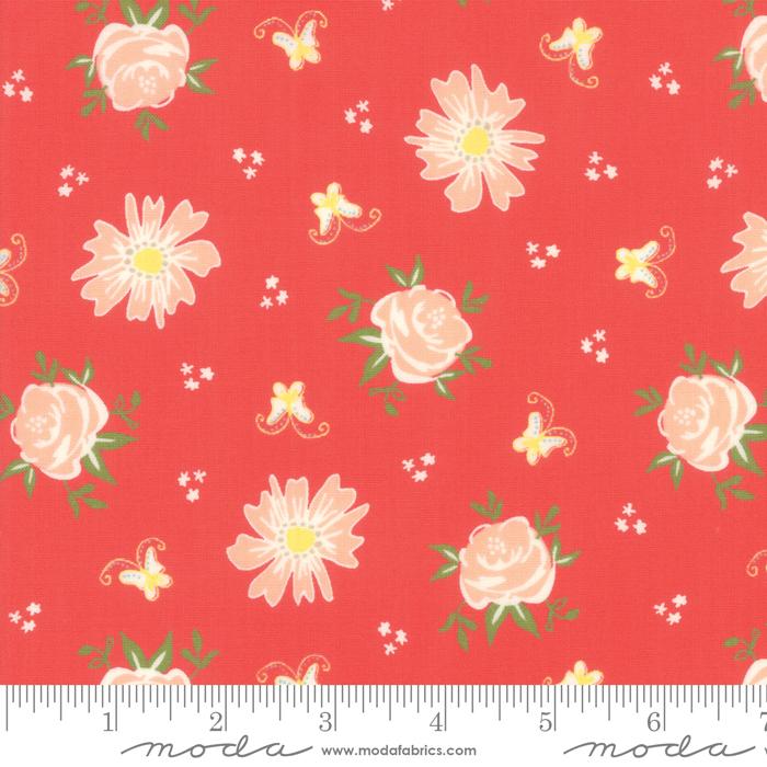 Harpers Garden - Floral - Geranium