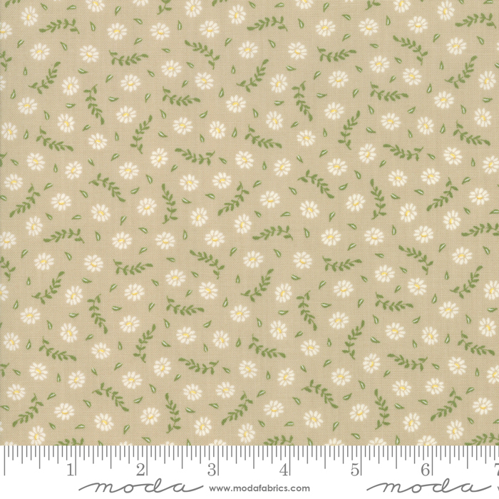 Harpers Garden Taupe Florets by Sherri & Chelsi