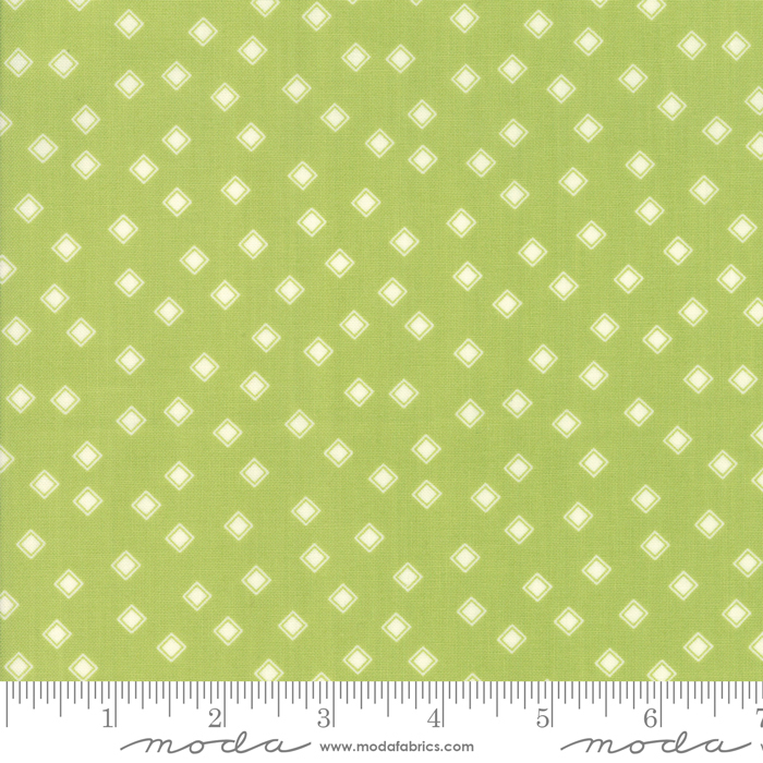 Harpers Garden - Lime squares 37577 15