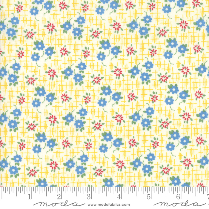 Moda fabrics - Bubble Pop - Yellow - 21763 13