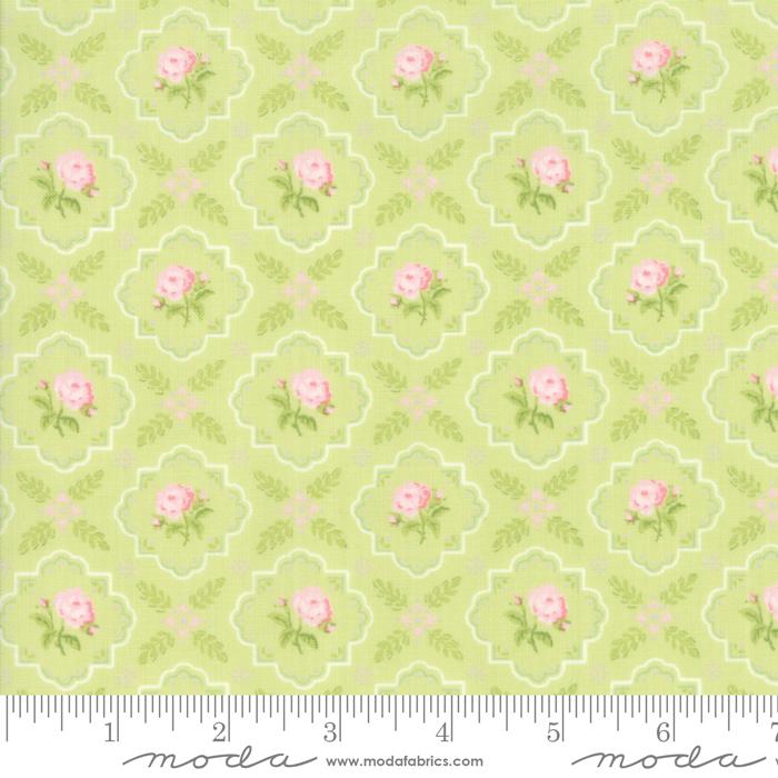 18682 13 Finnegan - Trellis  Sprout by Moda