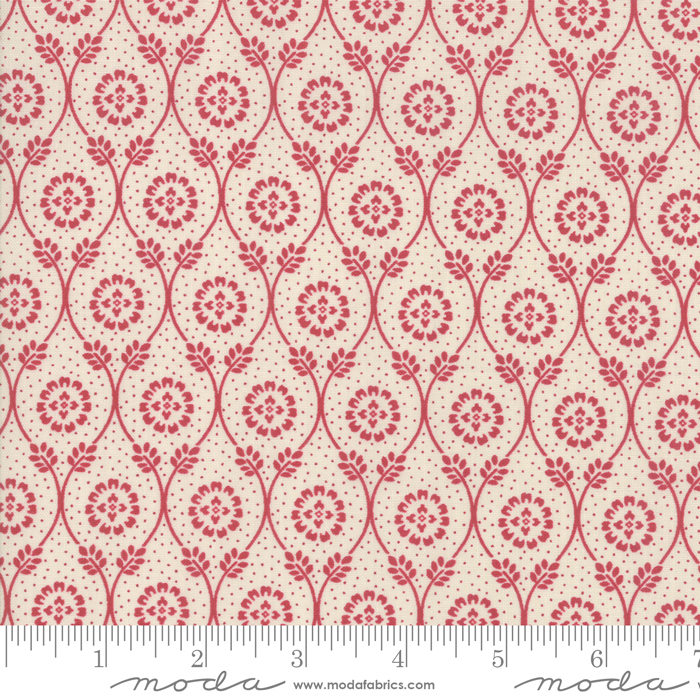 Fabric - Chafarcani Rouge Pearl