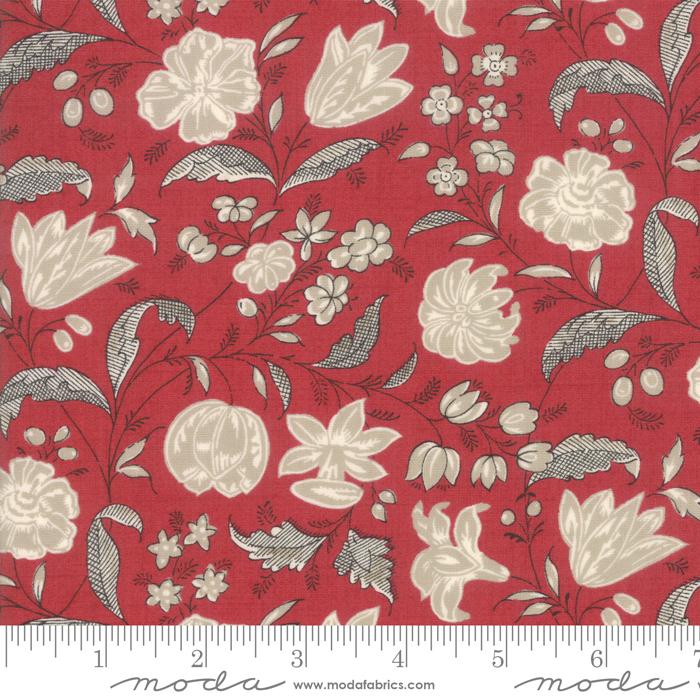 Moda 13853 11 Chafarcani Rouge