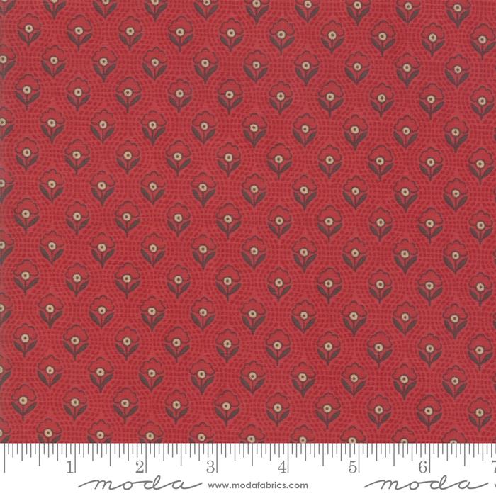 Moda - Chafarcani Rouge - French General - 13856 11