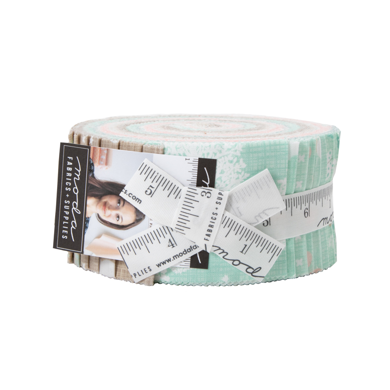 Item#12050.JR - Wonder Jelly Roll - Moda - Kate & Birdie Paper Co.