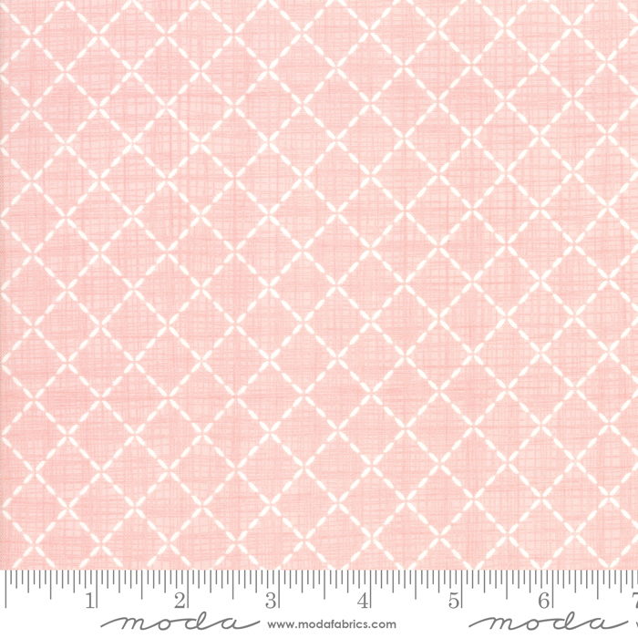 Wonder by Kate and Birdie - Quilted - Pink - Moda 13197 12