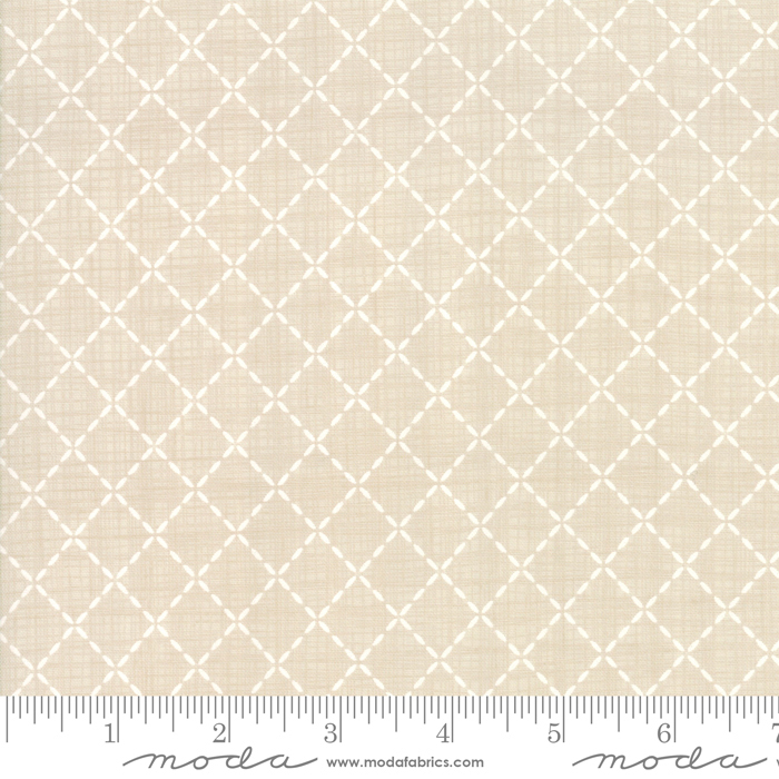 Wonder by Kate and Birdie - Quilted - Natural - Moda 13197 17