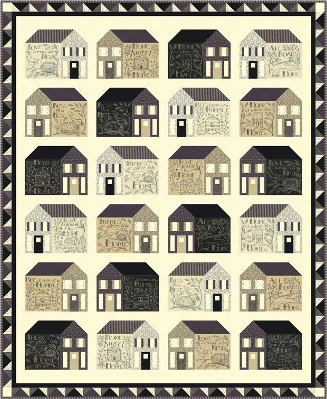 home quilt kit