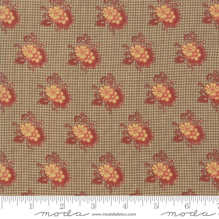 Fabric - Sarahs Story Saddle - 31593 11