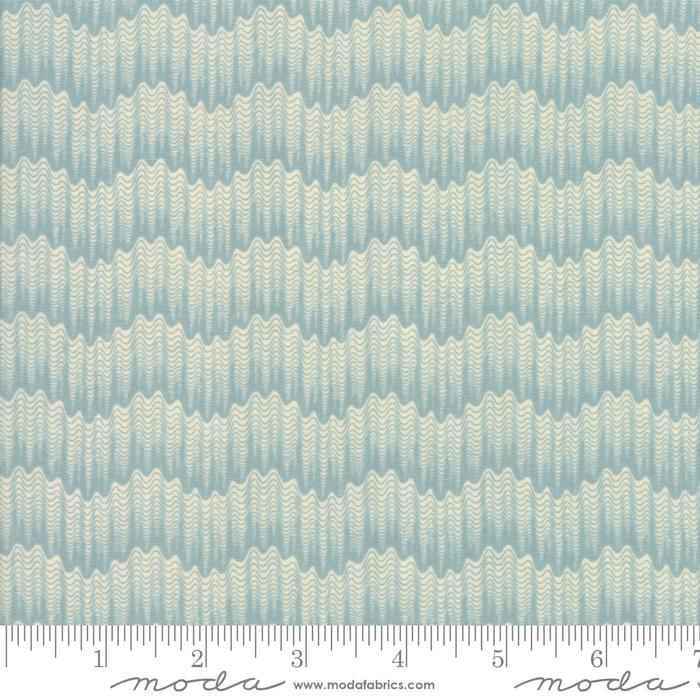 Fabric - Sarahs Story Sky - 31595 15