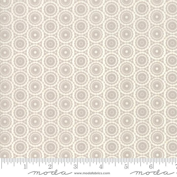 Stiletto Silver Decolette by BasicGrey for Moda 30616-20
