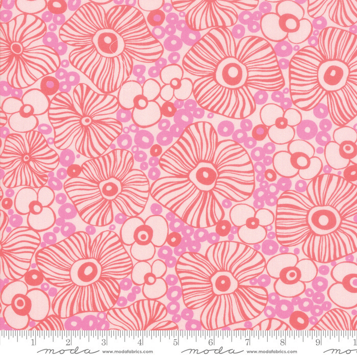 11842 16 Botanica by Crystal Manning for Moda Fabrics. 100% cotton 43 wide