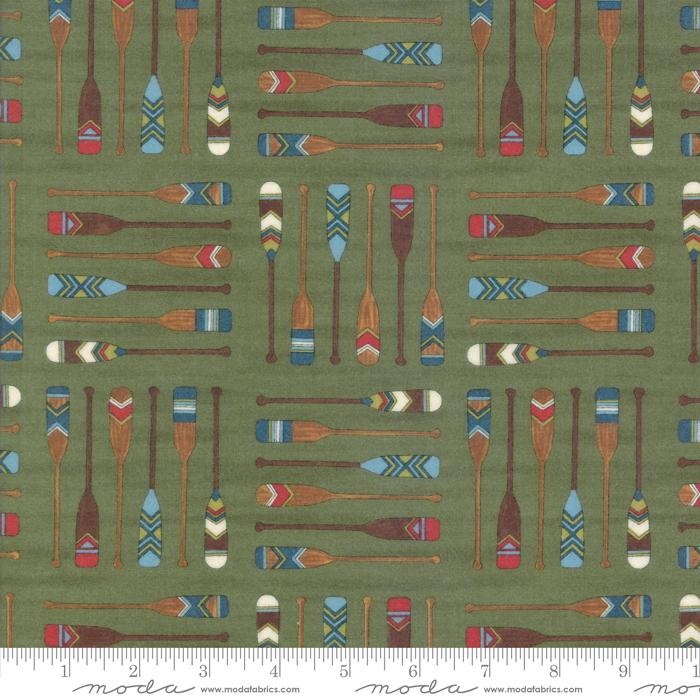 Explore Brushed - Pine Green - 19912 14B