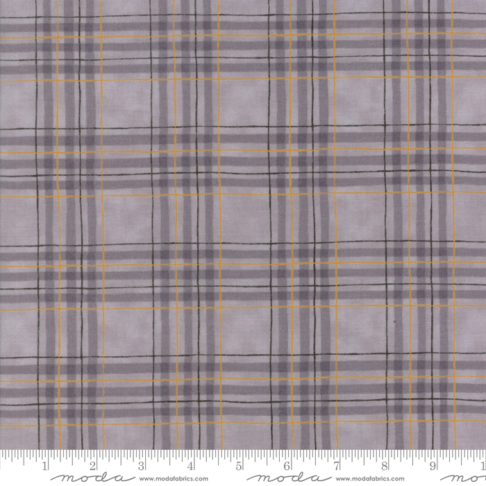 Moda Explore Brushed Flannel Pebble Gray 19913 12B