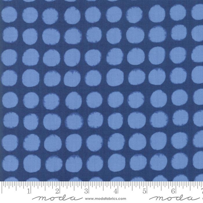 Breeze Big Dots Indigo 1691 22