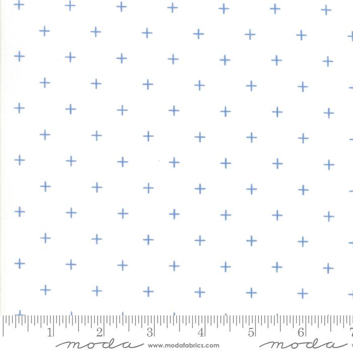 Breeze Pluses White Cornflower 1696 11