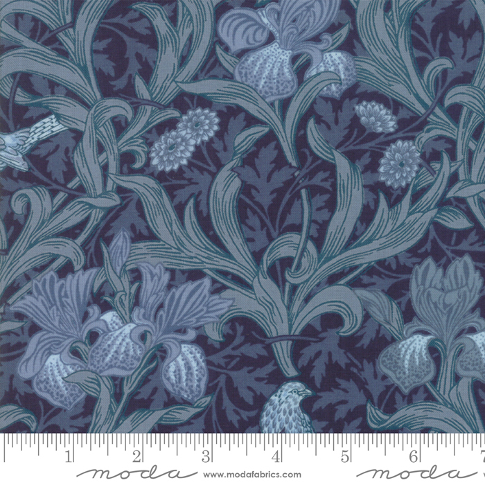 May Morris Studio Indigo