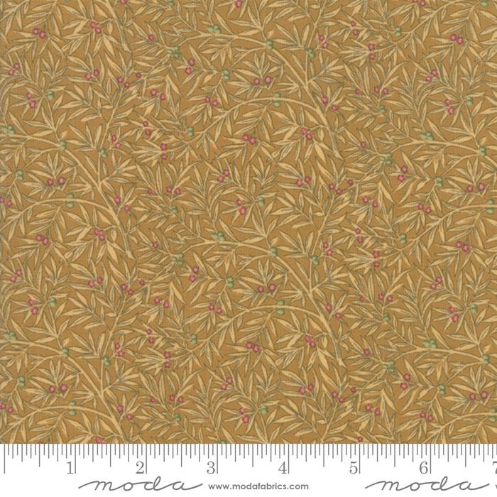 May Morris Studio Gold  - 7345-11 - Morris Room 1866