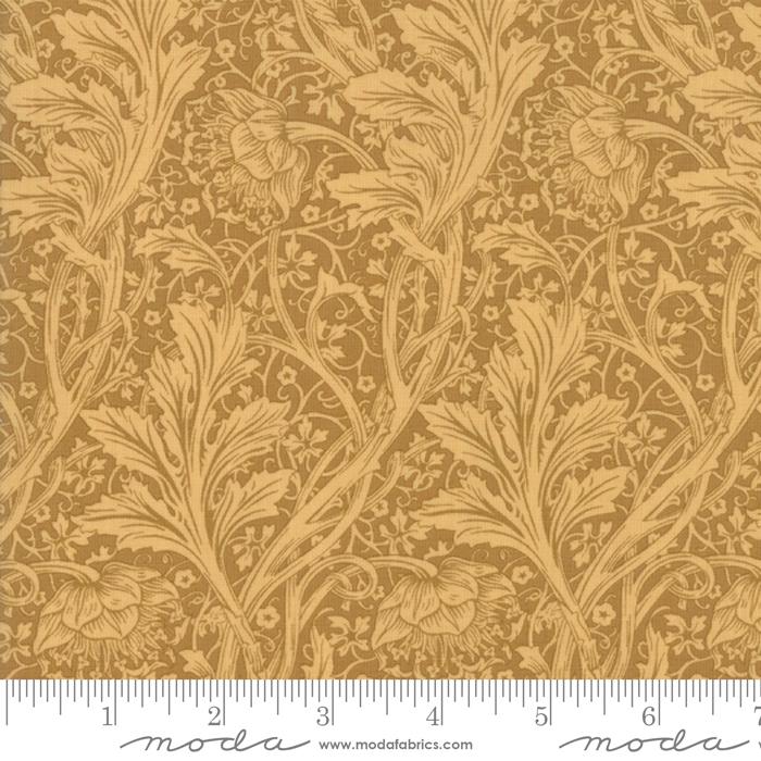 May Morris Studio Gold - 7346-13 - Arcadia 1886
