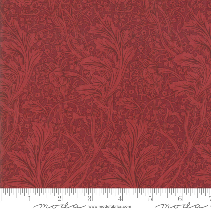 May Morris Studio Crimson