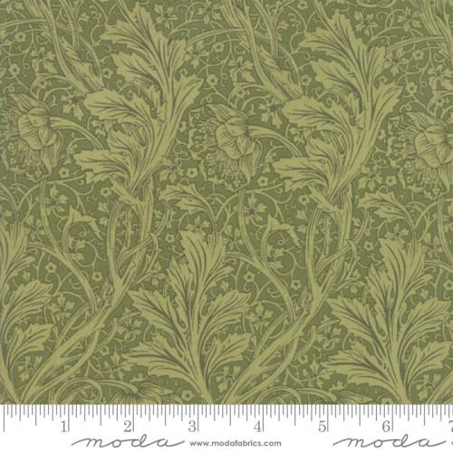 May Morris Studio Sage - 7346-18 - Arcadia 1886