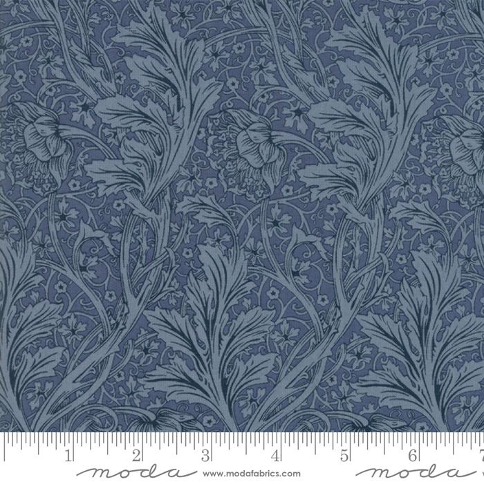 May Morris Studio - Blue - 7646-19